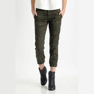Sanctuary Peace Trooper Pant Green Camo 25